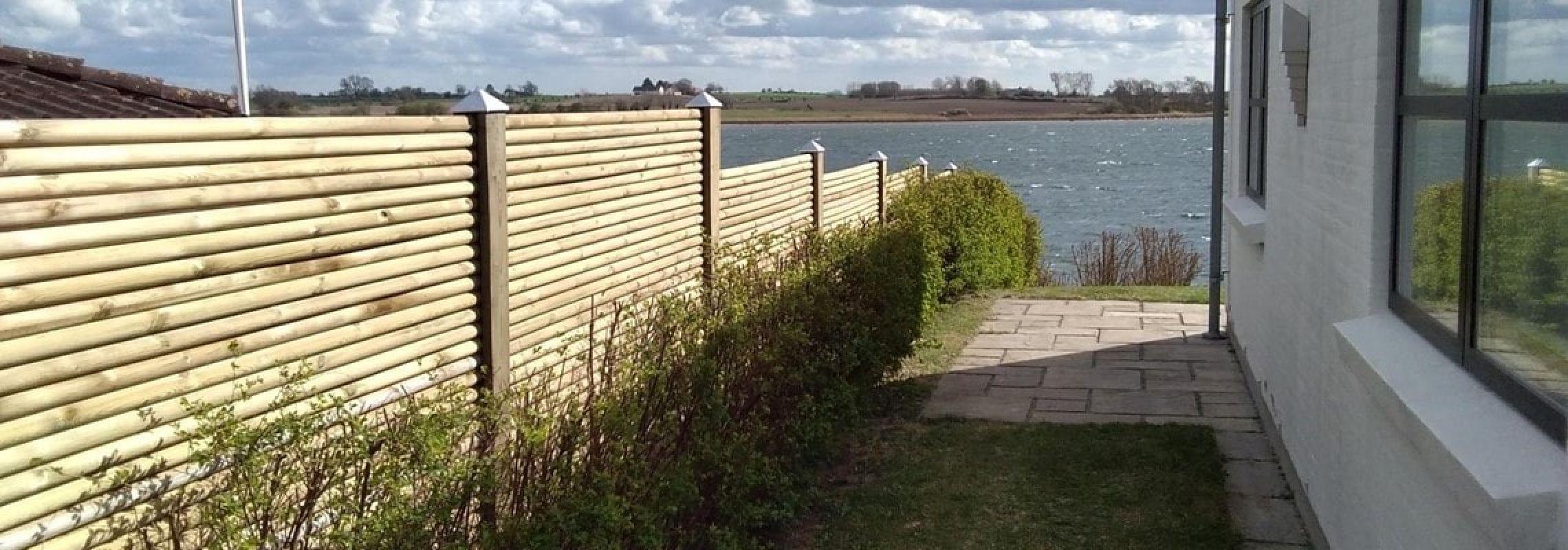 Brug pithegn til dit næste hegnprojekt