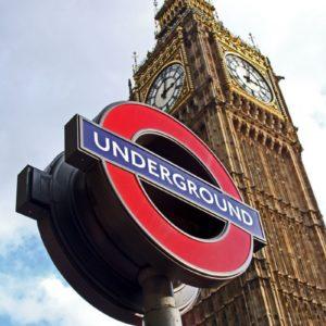 En god tur til London nu